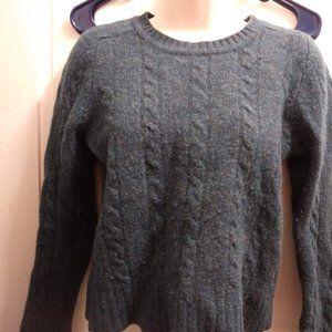 J Crew Lambswool Sweater